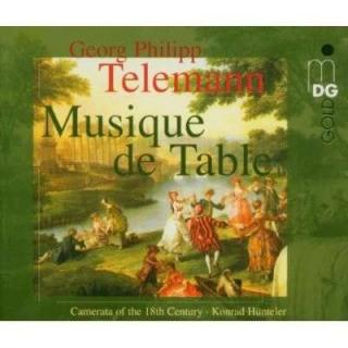 Telemann: Tafel Musik - Camerata of the 18th Century