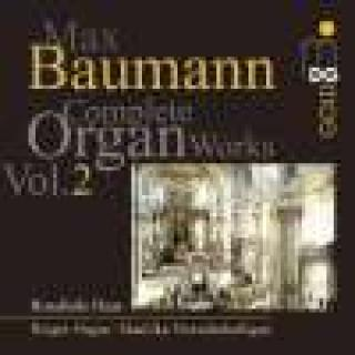 Baumann: Organ Works Vol 2 - Haas, Rosalinde