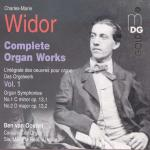 Widor: Complete Organ Works Vol 1