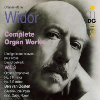 Widor: Complete Organ Works Vol 3