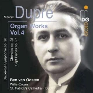 Dupre: Complete Organ Music Vol 4