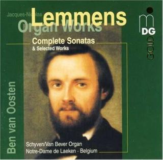 Lemmens: Completesonatas & Selected Works - van Oosten, Ben