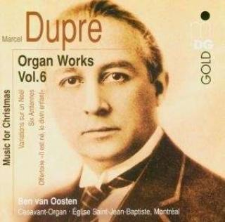 Dupre: Organ Works Vol. 6