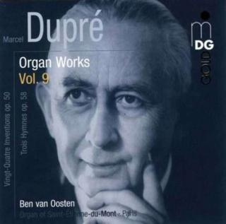 Dupre, Marcel: Organ Works Vol.9