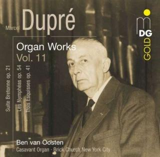 Dupre, Marcel: Organ Works Vol.11