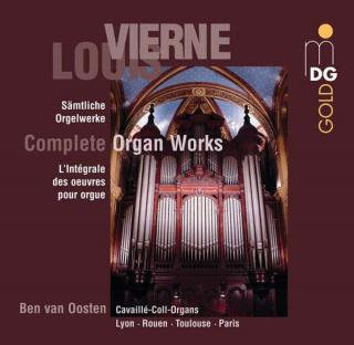 Vierne, Louis: Complete Organ Works