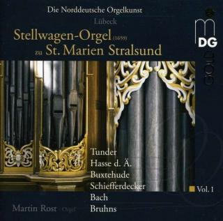 North German Organ Music Vol.1 - Rost, Martin