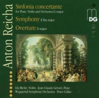 Reicha: Works For Orchestra - Bieler/Gerard/Wuppertal Symphony Orchestra