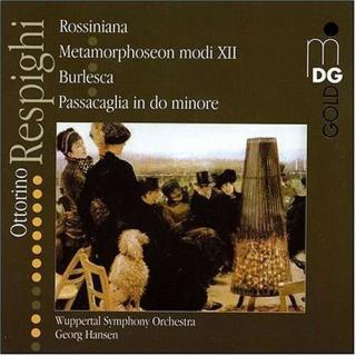 Respighi: Orchestral Works - Wuppertal Symphony Orchestra