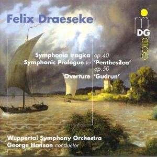 Draeseke: Sinfonia Tragica Op.40 <span>-</span> Wuppertal Symphony Orchestra