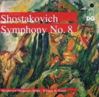 Shostakovich: Complete Symphonies Vol.4/Symphony 8 - Beethoven Orchester Bonn