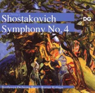 Shostakovich: Complete Symphonies Vol.87/Symphony 4 - Beethoven Orchester Bonn