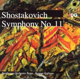 Shostakovich: Complete Symphonies Vol.9/Symphony 11 - Beethoven Orchester Bonn