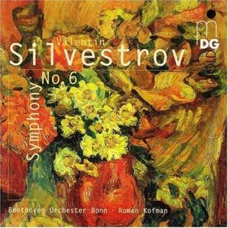 Silvestrov: Sinfonie Nr. 6 - Beethoven Orchester Bonn