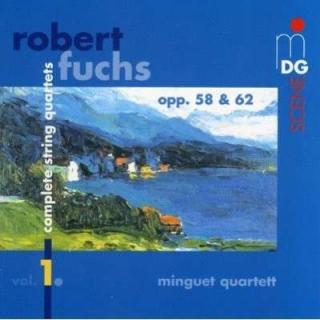 Fuchs: Complete String Quartets Vol 1