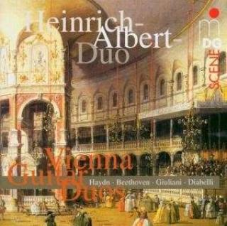 Vienna Guitar Music - Heinrich-Albert Duo