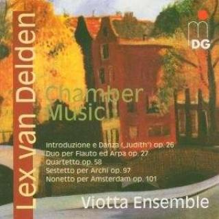 Van Delden: Chamber Music - Viotta Ensemble