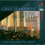 Grechaninov: String Quartets Vol. 2 <span>-</span> Utrecht String Quartet