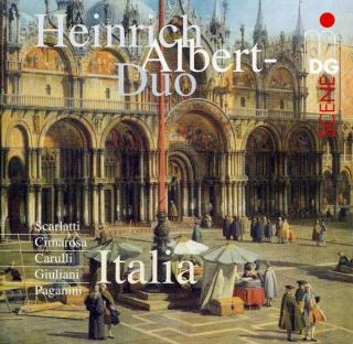 Italia (Works For Two Guitars) - Heinrich-Albert-Duo