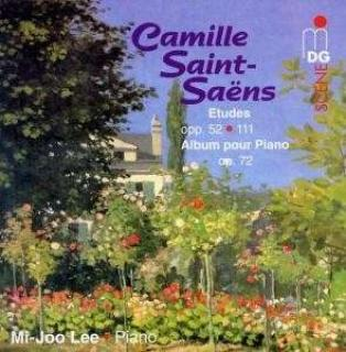 Saint-Saens: Piano Music Op.52, 72 & 111 - Mi-Joo Lee