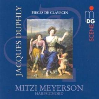 Duphly: Music For Harpsichord - Meyerson, Mitzi