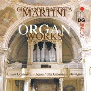Martini: Organ Works - Ennio Cominetti