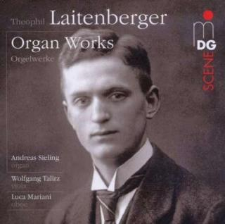 Laitenberger: Organ Works - Sieling, Andreas