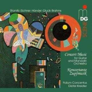Concert Music For Guitar And Mandolin Orchestra - Fidium Concentus