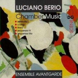 Berio: Chamber Music - Ensemble Avantgarde