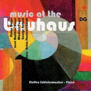 Music around the Bauhaus - Schleiermacher, Steffen