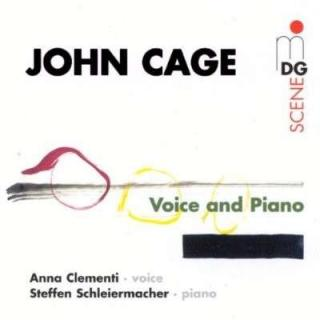 Cage: Music For Voice And Piano - Clementi/Schleiermacher