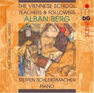 Berg: The Viennese School - Teachers & Followers