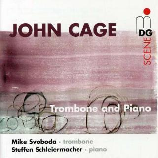 Cage: Music For Two (1985)/Variations I (1958)/Two5 (199 - Svoboda/Schleiermacher