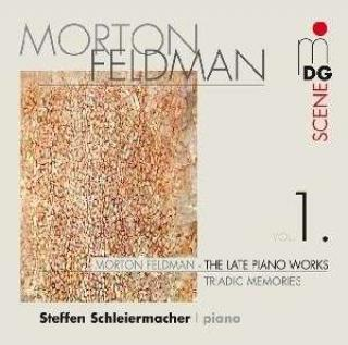 Feldman: Late Piano Works Vol.1 - Schleiermacher, Steffen