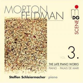 Feldman: Late Piano Works Vol.3