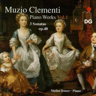 Clementi: Piano Works Vol 1 - Irmer, Stefan