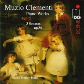 Clementi: Piano Works Vol 2 - Irmer, Stefan