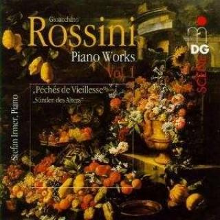 Rossini: Piano Works Vol 1 - Irmer, Stefan