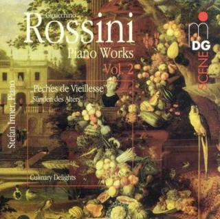 Rossini: Piano Works Vol 2 - Irmer, Stefan