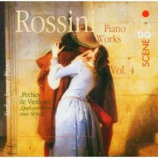 Rossini: Piano Works Vol 4/Peches De Vieillesse - Irmer, Stefan
