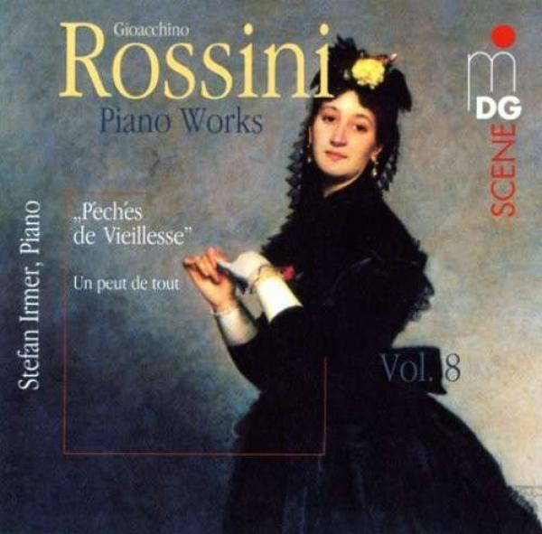 Rossini: Complete Piano Works, Vol. 8 <span>-</span> Irmer, Stefan