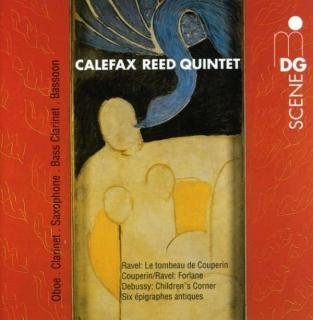 Debussy/Ravel: Wind Chamber Music - Calefax Reed Quintett