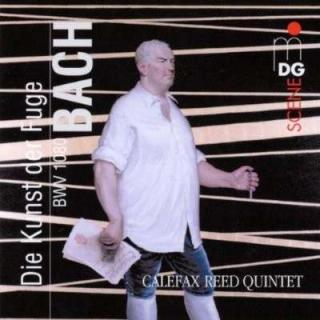 Bach: The Art Of The Fugue - Calefax Reed Quintet