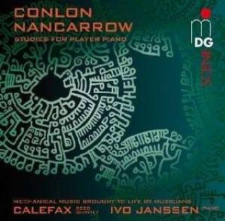 Nancarrow: Studies (Arr. For Wind Quintet & Piano) - Calefax Reed Quintet/Janssen