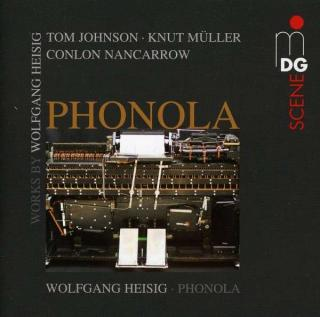 Contemporary Phonola Music - Heisig, Wolfgang