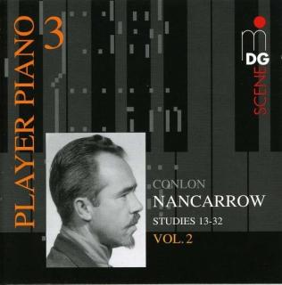 Nancarrow: Player Piano 1 Vol. 2 - Nancarrow, Conlon