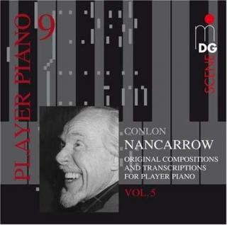Nancarrow: Studies For Player Piano Vol.5 - Bösendorfer (Ampico Player Piano Mechanism (1927))