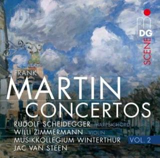Martin: Orchestral Works Vol.2