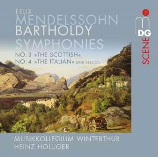 Mendelssohn: Symphonies Nos. 3 & 4 (2nd Version)