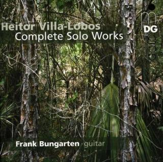 Villa-Lobos: Complete Works For Guitar - Bungarten, Frank